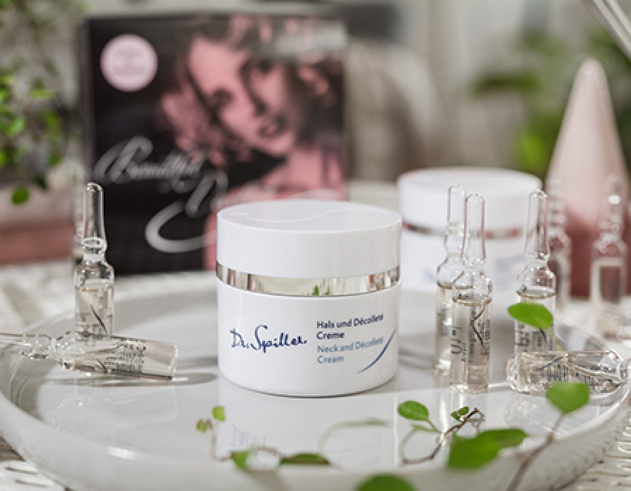 Beautiful Decollete